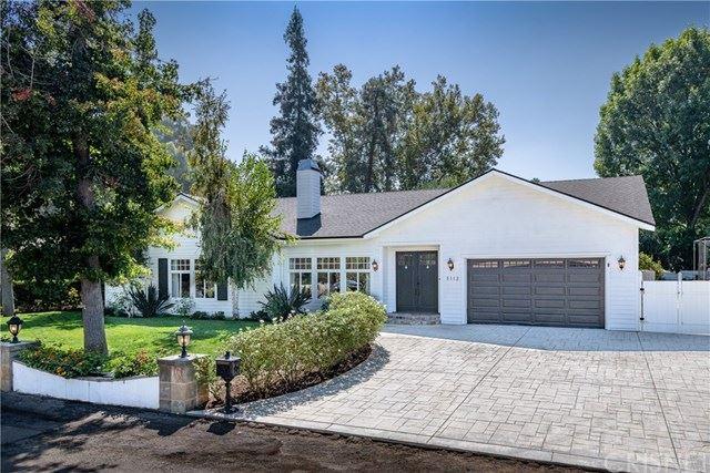 Photo of 5112 Dumont Pl, Woodland Hills, CA 91364 (MLS # SR20198688)