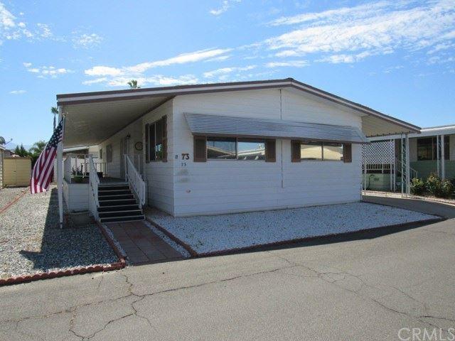 1525 W Oakland #73, Hemet, CA 92543 - MLS#: SW20139688