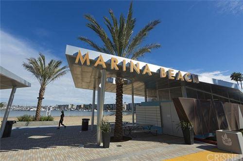 Tiny photo for 839 Dickson Street, Marina del Rey, CA 90292 (MLS # SR20185689)