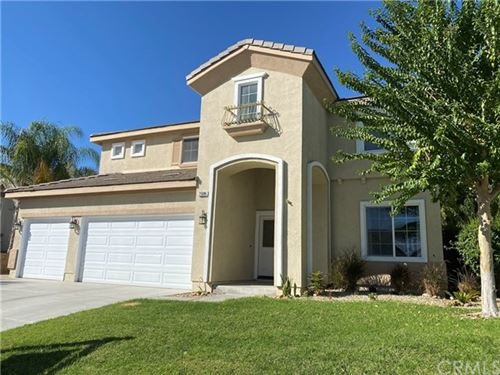 Photo of 25086 Painted Canyon Court, Menifee, CA 92584 (MLS # SW20221689)