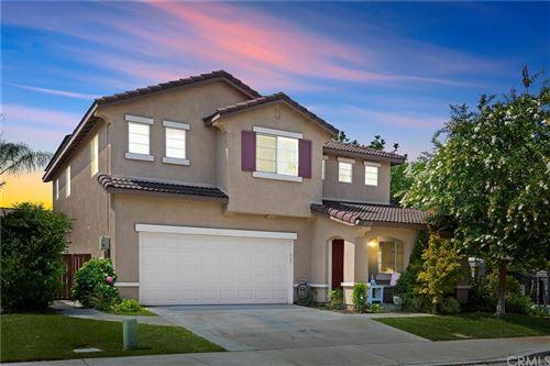 Photo of 39719 Chambray Drive, Murrieta, CA 92563 (MLS # SW21160689)
