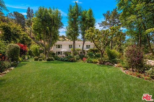 Photo of 10971 SAVONA Road, Los Angeles, CA 90077 (MLS # 20587690)