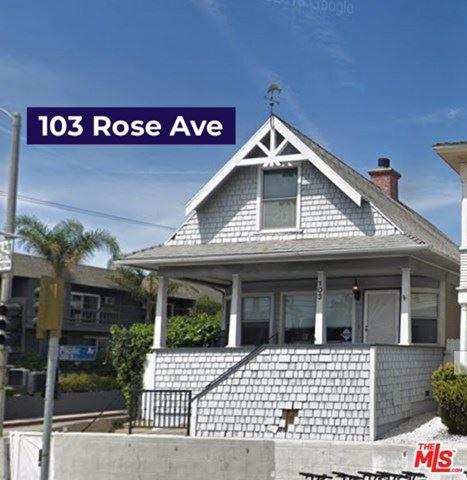 Photo of 103 ROSE Avenue, Venice, CA 90291 (MLS # 20660690)