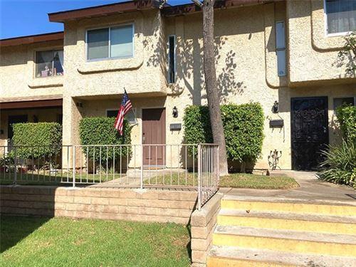 Photo of 13701 Hubbard Street #26, Sylmar, CA 91342 (MLS # SR20221690)