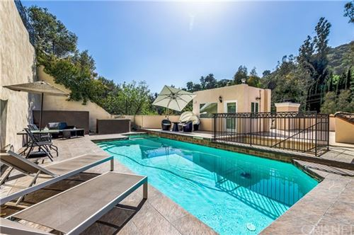 Photo of 2328 Benedict Canyon Drive, Beverly Hills, CA 90210 (MLS # SR21059690)