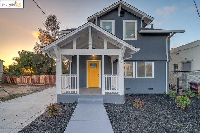 Photo for 1633 41St Ave, Oakland, CA 94601 (MLS # 40921691)