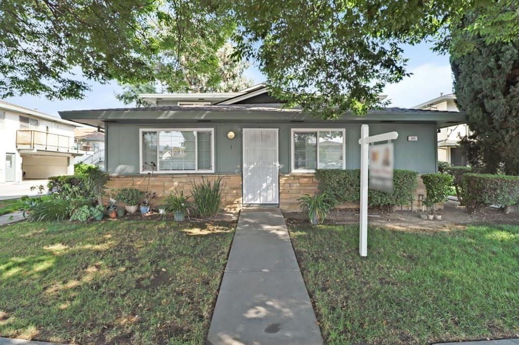 345 Blossom Hill Road #1, San Jose, CA 95123 - MLS#: ML81862691