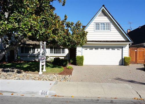 Photo of 665 Fairlane Avenue, Santa Clara, CA 95051 (MLS # ML81817692)