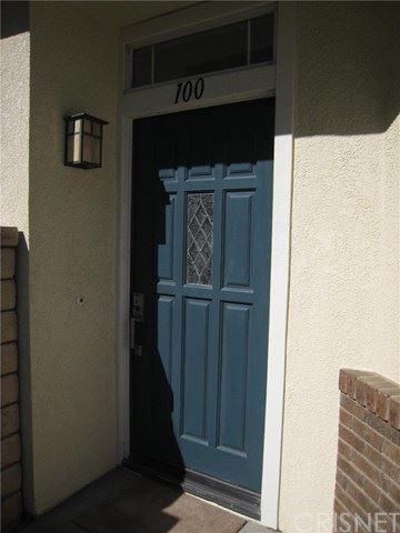 Photo of 27107 Teton Trail #100, Valencia, CA 91354 (MLS # SR20154692)