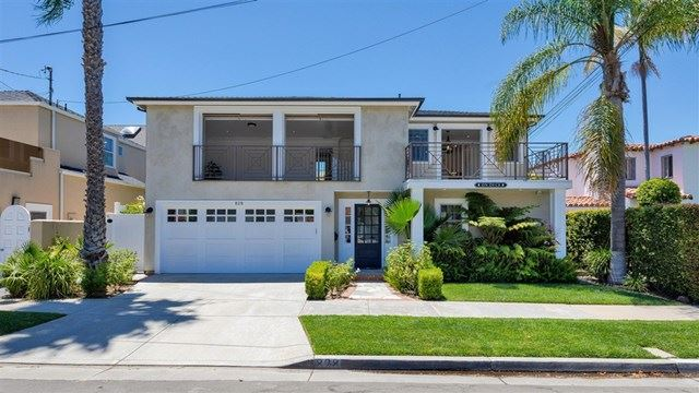 828 Guadalupe Ave, Coronado, CA 92118 - MLS#: 200034692