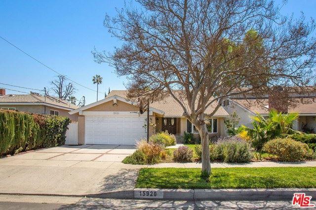 15920 Vose Street, Lake Balboa, CA 91406 - MLS#: 21712692