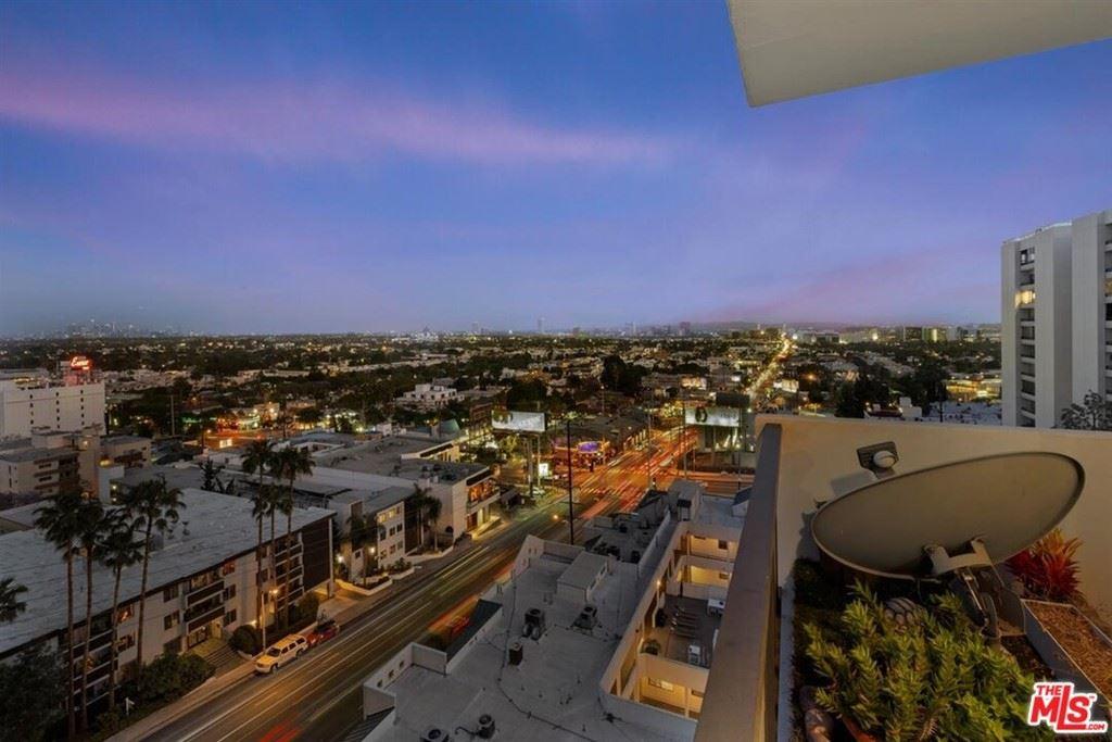 1155 N La Cienega Boulevard #806, West Hollywood, CA 90069 - MLS#: 21756692