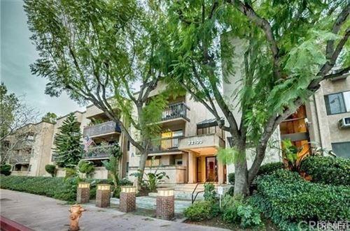 Photo of 22100 Burbank Boulevard #306A, Woodland Hills, CA 91367 (MLS # SR20154693)