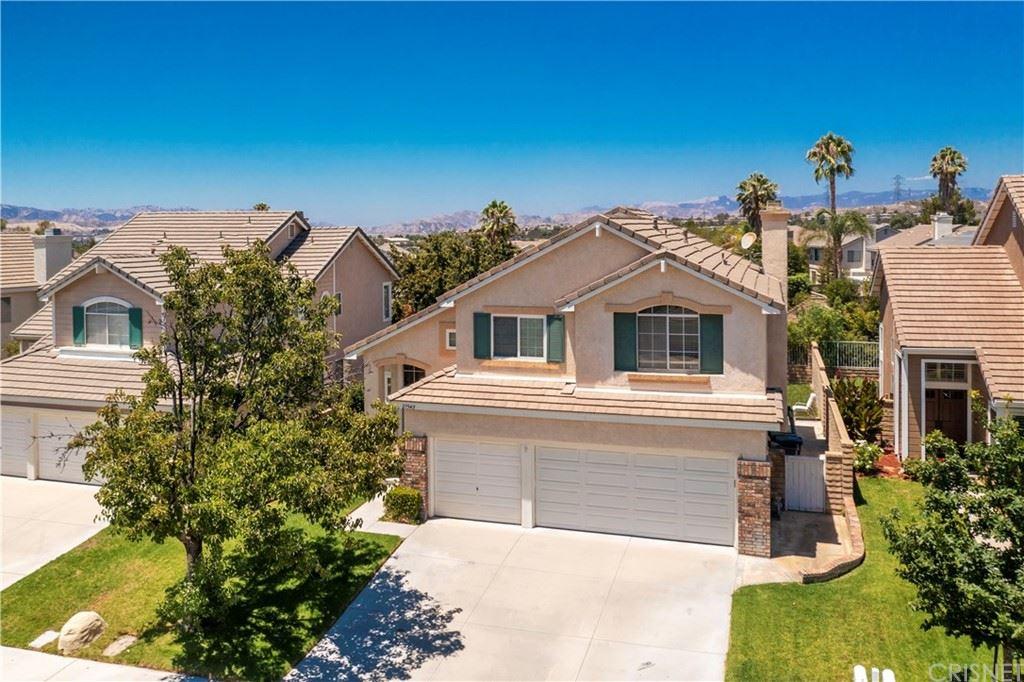 27543 Courtview Drive, Valencia, CA 91354 - MLS#: SR21161693