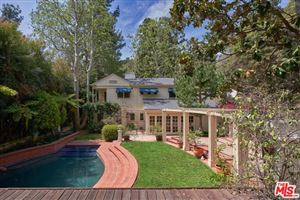 Photo of 1188 COLDWATER CANYON Drive, Beverly Hills, CA 90210 (MLS # 19438694)