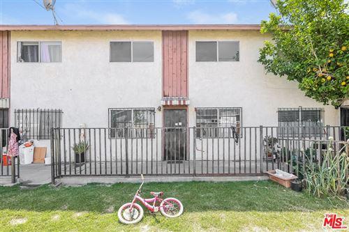 Photo of 2020 W 23Rd Street #10, Long Beach, CA 90810 (MLS # 21730694)