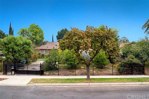 Photo of 16945 Calahan Street, Northridge, CA 91343 (MLS # SR20188694)