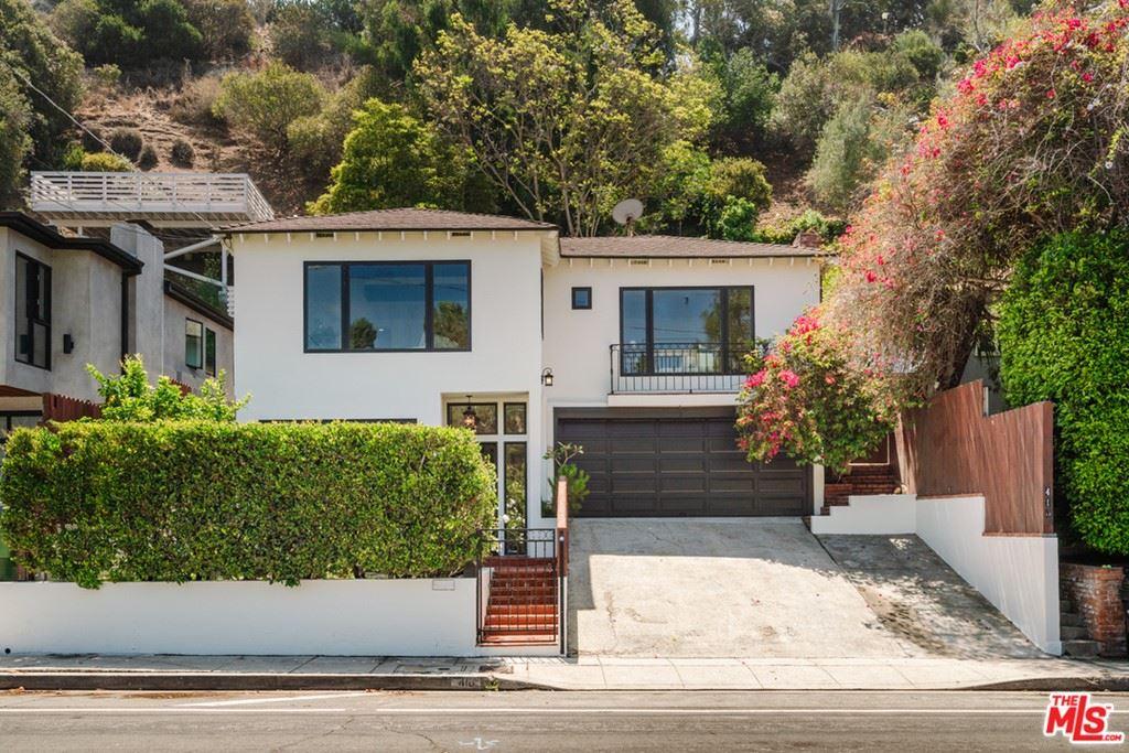 Photo of 410 Entrada Drive, Santa Monica, CA 90402 (MLS # 21766694)