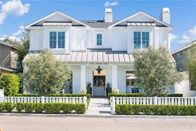 460 Santa Ana Avenue, Newport Beach, CA 92663 - MLS#: NP20072694