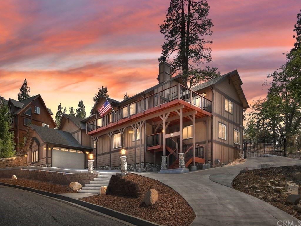 402 Glenwood Drive, Big Bear Lake, CA 92315 - MLS#: EV21154695