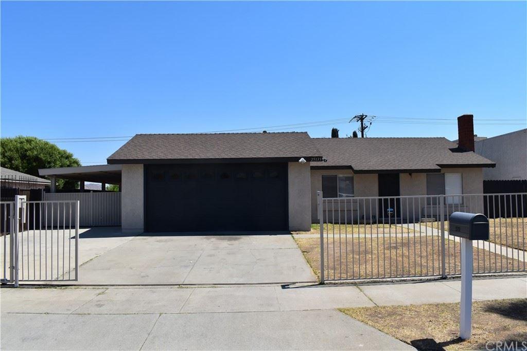 25135 Silver Arrow Drive, Moreno Valley, CA 92553 - MLS#: SW21161695