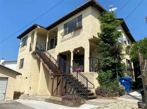 Photo of 3411 Glenalbyn Drive, Los Angeles, CA 90065 (MLS # 220009696)
