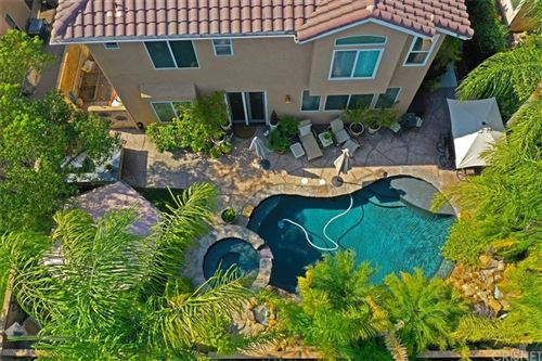 Photo of 23044 Lowridge Place, Saugus, CA 91390 (MLS # SR21206696)