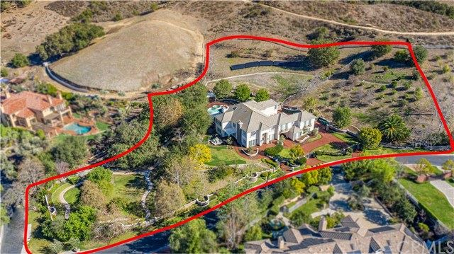 2 Willow View Lane, Coto de Caza, CA 92679 - MLS#: OC20249696