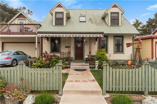 Photo of 240 D Street, Cayucos, CA 93430 (MLS # NS21115697)