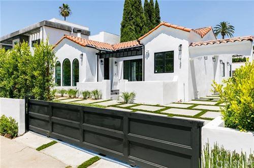 Photo of 732 N Cherokee Avenue, Los Angeles, CA 90038 (MLS # SR20116697)