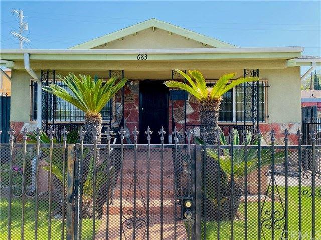 683 Cypress Avenue, Los Angeles, CA 90065 - MLS#: AR21074697