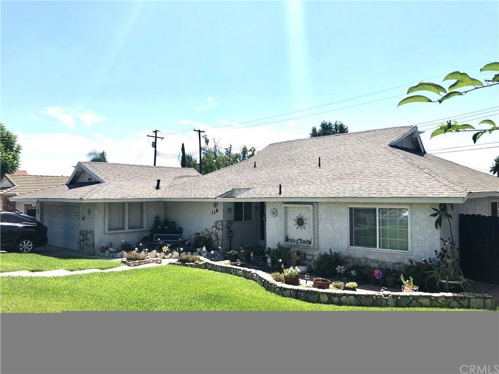 318 W 7th Street, Upland, CA 91786 - MLS#: PW21186697