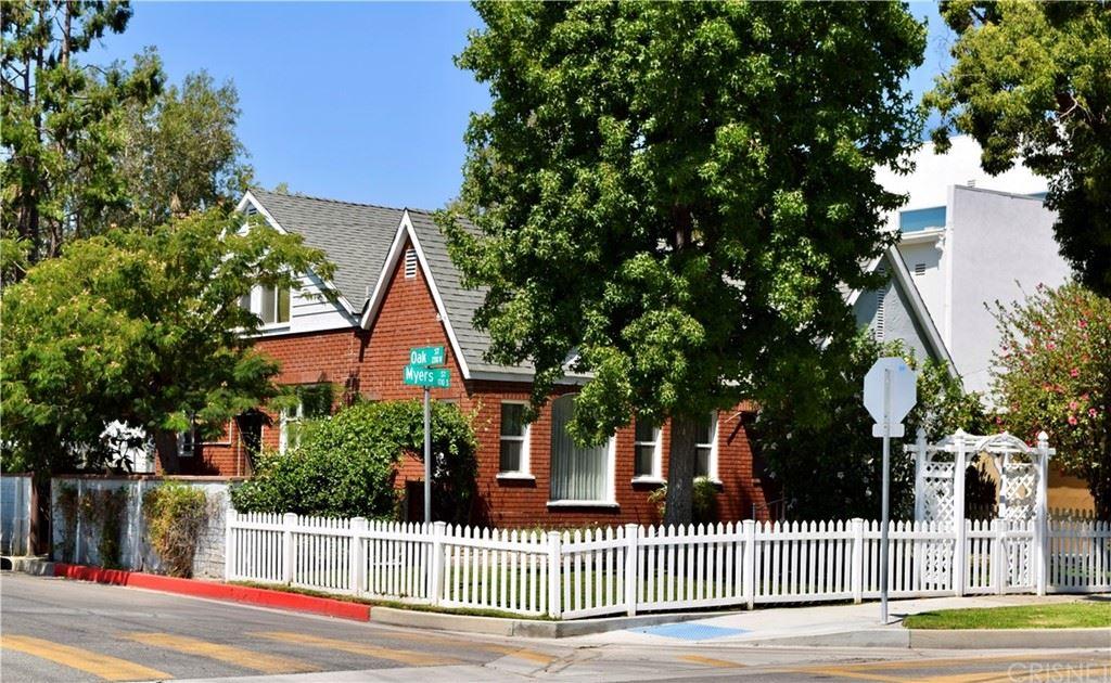 117 S Myers Street, Burbank, CA 91506 - MLS#: SR21205697