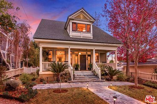 Photo of 1046 N Garfield Avenue, Pasadena, CA 91104 (MLS # 21695698)