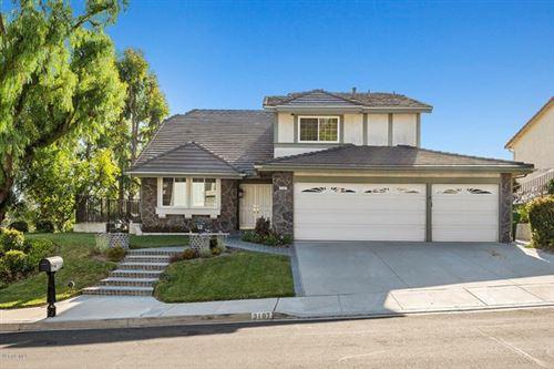 Photo of 3197 Rickey Court, Thousand Oaks, CA 91362 (MLS # 220006698)