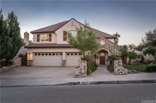 Photo of 25627 Trent Way, Stevenson Ranch, CA 91381 (MLS # SR21209698)