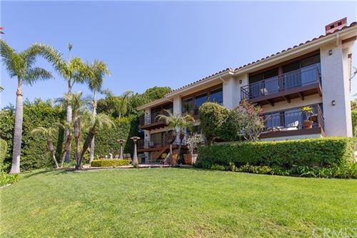 Photo of 1304 Via Romero, Palos Verdes Estates, CA 90274 (MLS # SB20071699)
