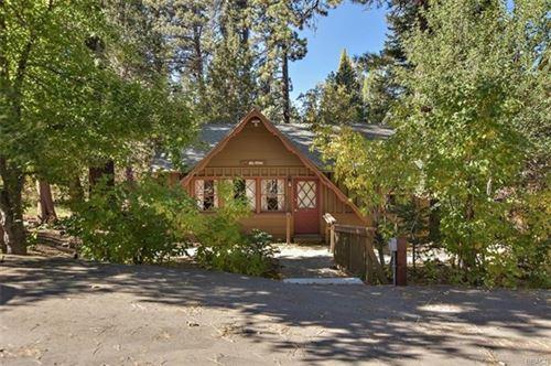 Photo of 43445 Bow Canyon Road, Big Bear, CA 92315 (MLS # 219062046DA)