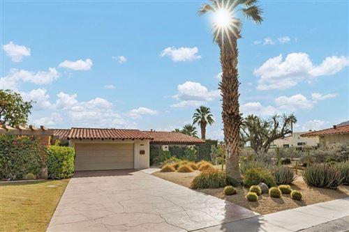 Photo of 40140 Via Valencia, Rancho Mirage, CA 92270 (MLS # 219068476DA)