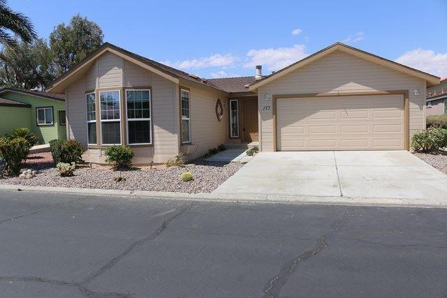 15300 Palm Drive #177, Desert Hot Springs, CA 92240 - MLS#: 219049896DA