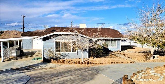 60858 Natoma Trail, Joshua Tree, CA 92252 - MLS#: 219055086DA
