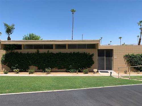 Photo of 72553 El Paseo #1010, Palm Desert, CA 92260 (MLS # 219046426PS)