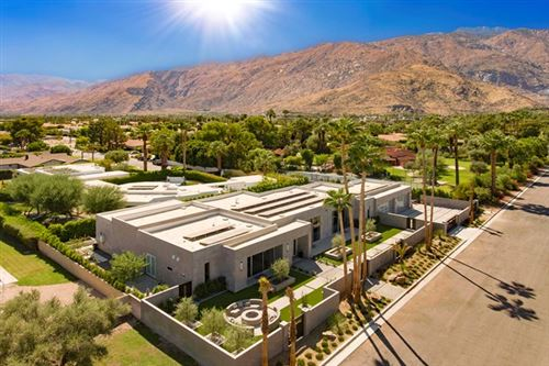Photo of 861 E Granvia Valmonte, Palm Springs, CA 92262 (MLS # 219051216PS)