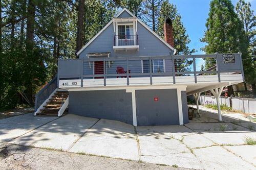 Photo of 416 Vista Lane, Big Bear, CA 92315 (MLS # 219057926PS)