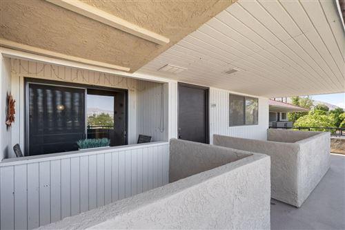 Photo of 675 N Los Felices Circle W #J210, Palm Springs, CA 92262 (MLS # 219067716PS)