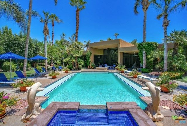 40623 Desert Creek Lane, Rancho Mirage, CA 92270 - #: 19484176PS