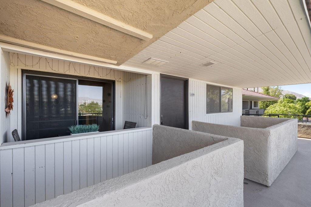 675 N Los Felices Circle W #J210, Palm Springs, CA 92262 - MLS#: 219067716PS