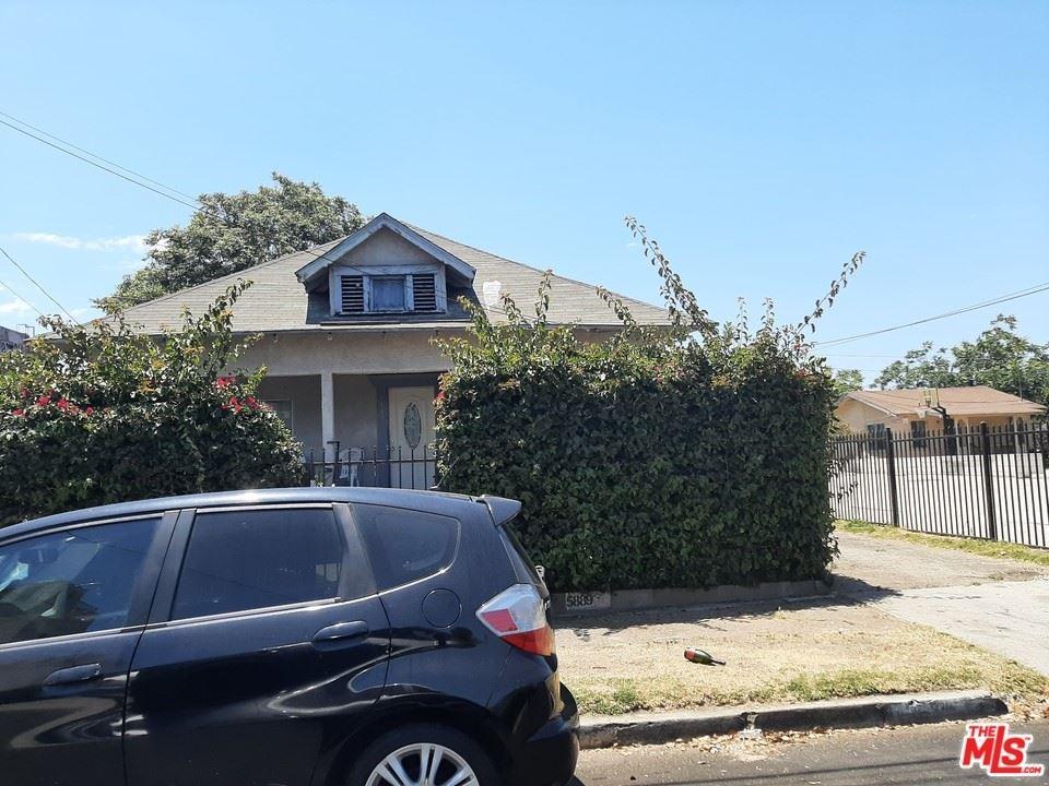 5889 Brentwood Street, Los Angeles, CA 90003 - MLS#: 21765700