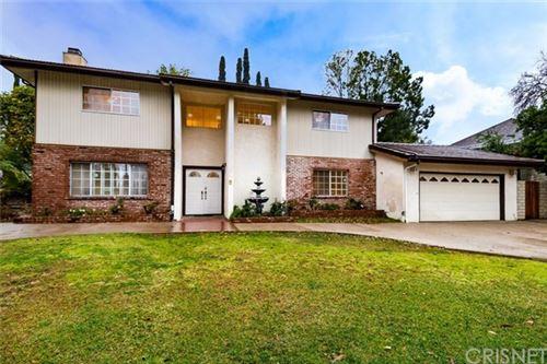 Photo of 17157 Nanette Street, Granada Hills, CA 91344 (MLS # SR20263701)