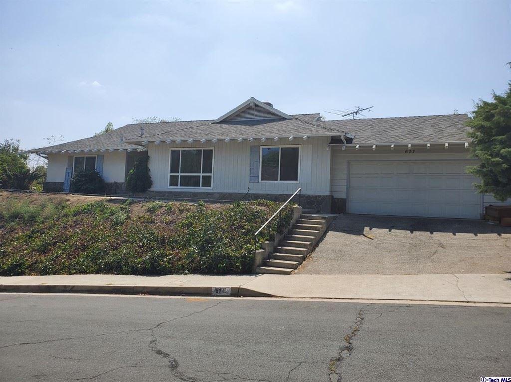 677 Glenandale Terrace, Glendale, CA 91206 - MLS#: 320007701